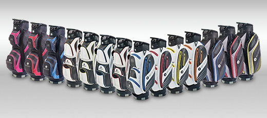 New Motocaddy Bag range