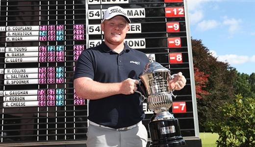 Lloyd wins Nokia Masters